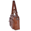 Сумка портфель 108471 Ashwood Leather Kingsbury 1662