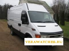 Запчасти на микроавтобусы IVECO Daily
